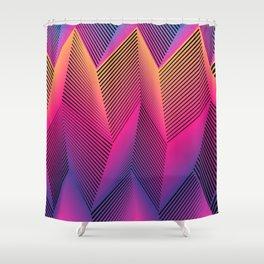 Sooo sharp Shower Curtain