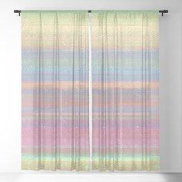 Varied Art 181 Sheer Curtain