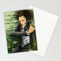 The green thumb curse I Stationery Cards