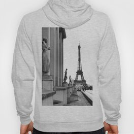 Trocadero Eiffel Tower Paris Hoody