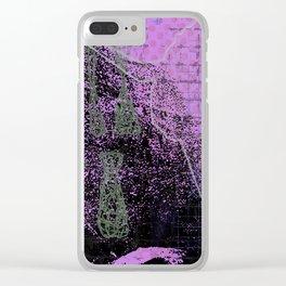 Chaco 4 - Voulez-vous Clear iPhone Case