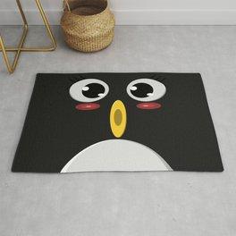 Cutie Penguin!  Rug