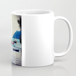Float On - Original Photographic Work Coffee Mug