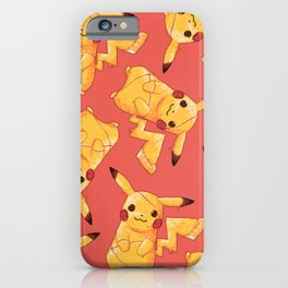 Pizzachu iPhone Case