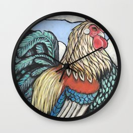 His Majesty's Realm Wall Clock