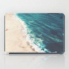 Beach Nazare iPad Case