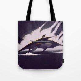 The Darth Knight Tote Bag