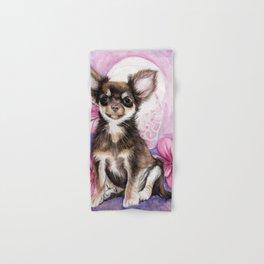 Dream Puppy Hand & Bath Towel