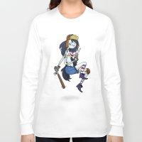 tank girl Long Sleeve T-shirts featuring Marceline Tank Girl by Rewfoe