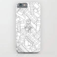 The Lego Movie — Colouring Book Version iPhone 6s Slim Case