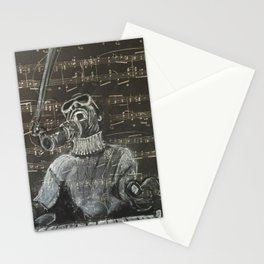 The Key of Life Stationery Cards