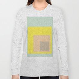 Color Ensemble No. 1 Long Sleeve T-shirt