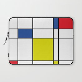 Mondrian 1 Laptop Sleeve