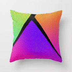 80's grade Throw Pillow