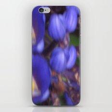 Purple Dreams iPhone & iPod Skin