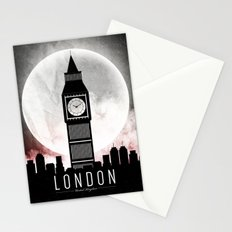 London BW  Stationery Cards
