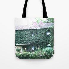 Wine maker house Tote Bag