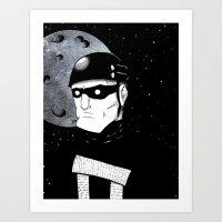 Defendor Art Print