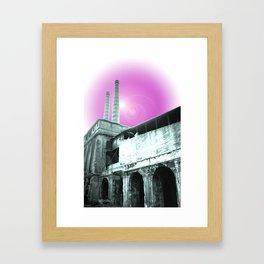 Alzano Framed Art Print