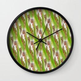 NS Grass IIIAG S6 Wall Clock