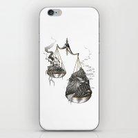 justice iPhone & iPod Skins featuring Justice by Mariya Olshevska
