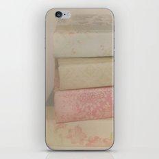 Read My Crooked Rhyme iPhone & iPod Skin