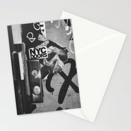 NYC Doors Stationery Cards