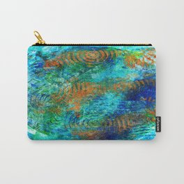 Copper beneath the waves Carry-All Pouch
