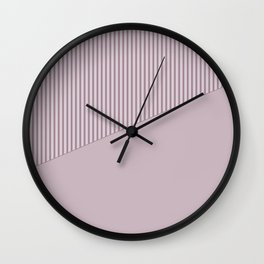 1 The combined pattern of Alize Wall Clock
