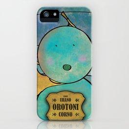 Orotoni from Uranus (Corn) iPhone Case