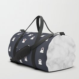 Ghost Pattern Duffle Bag