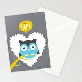 You're a Hoot Stationery Cards