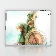 Zelda: Lineage Laptop & iPad Skin