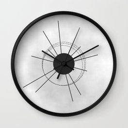 Tanjun: Bakuhatsu Wall Clock
