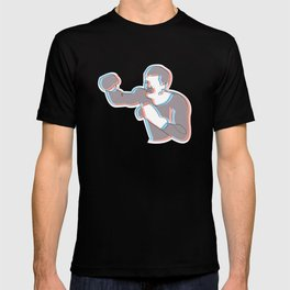 Boxing Ali (coulour) T-shirt