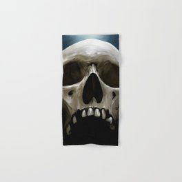 Skull 13 Hand & Bath Towel