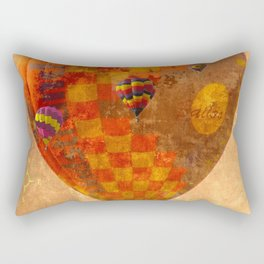 Balloon Sail Rectangular Pillow