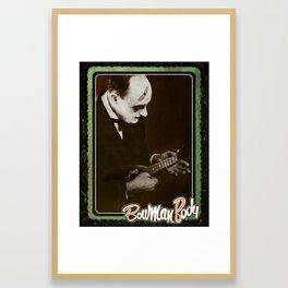 The Bowman Body Framed Art Print