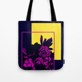 Neon Succulents #society6 #succulent Tote Bag