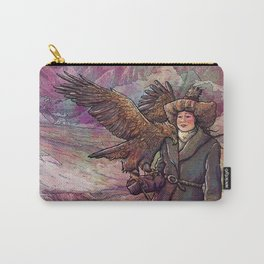 Eagle Huntress Carry-All Pouch