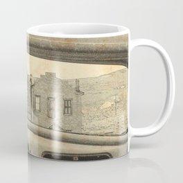 Back Seat Ghost Town Bodie Eastern California Coffee Mug