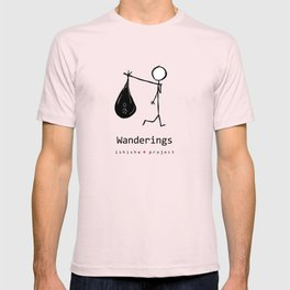 WANDERINGS by ISHISHA PROJECT T-shirt