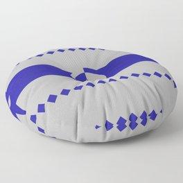 P4TT3RN Floor Pillow