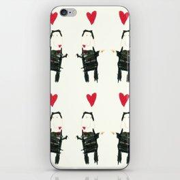 Iloveyou! iPhone Skin