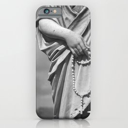 Hands That Pray iPhone Case