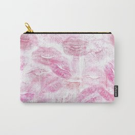 kisses Carry-All Pouch