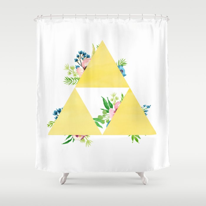 Tri a Little Tenderness Shower Curtain