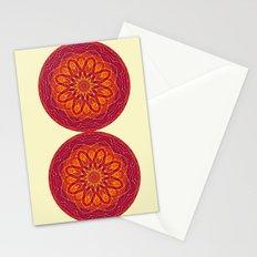 Kaleidoscope Sphere Stationery Cards