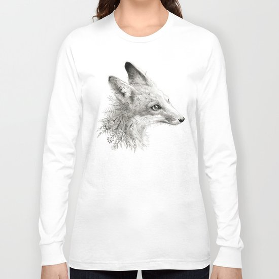 A Young Fox Long Sleeve T-shirt