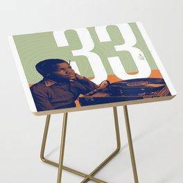 Vinyl Dreams Side Table